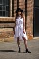 Picture of SLEEVELESS SHIRT DRESS