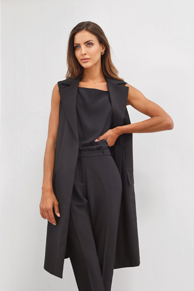 Picture of THE SLEEVELESS COAT
